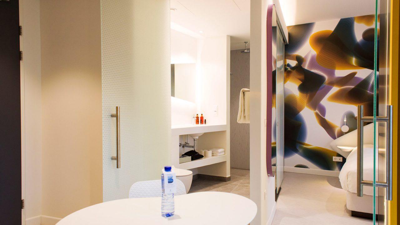 B-Aparthotel badkamer